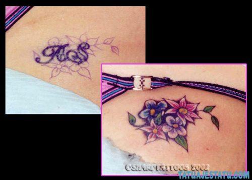02 tapar un tatuaje