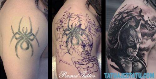 05 tatuajes transformados en otros