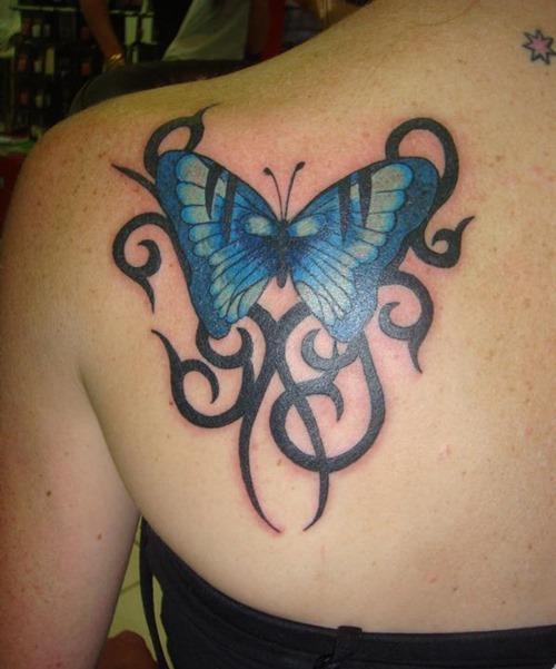 33 hermosos dise os de tatuajes para mujeres - Tatuajes de pared ...