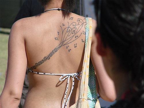 32 tatuajes para mujeres
