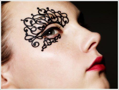 6 tatuajes en la cara
