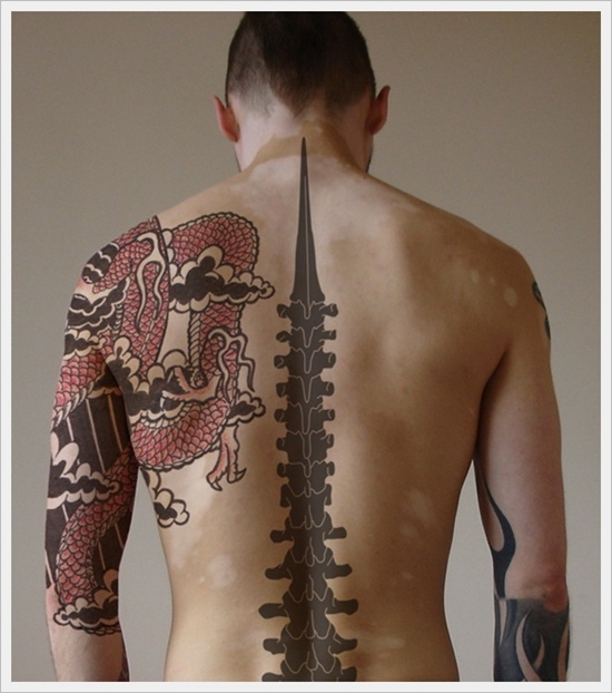 109 Best Back Tattoos For Men: 35 Diseños De Tatuajes Tribales En La Espalda