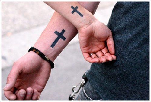 tatuaje de cruz (2)