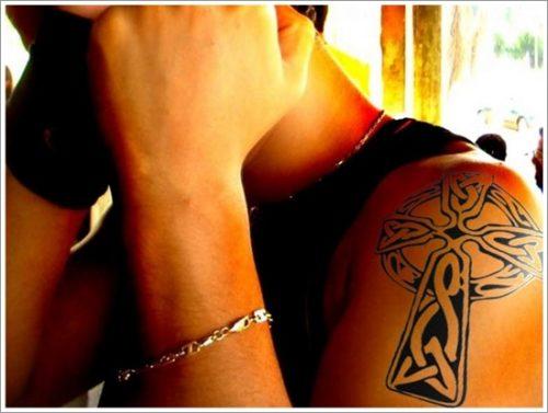 tatuajes de cruz (2)