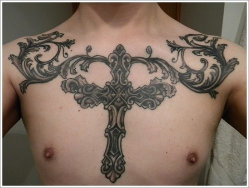 tatuajes de cruz (5)
