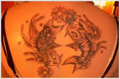 tatuajes de peces koi (15)