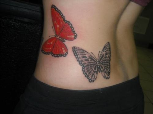 Hot Butterfly Tattoo Designs
