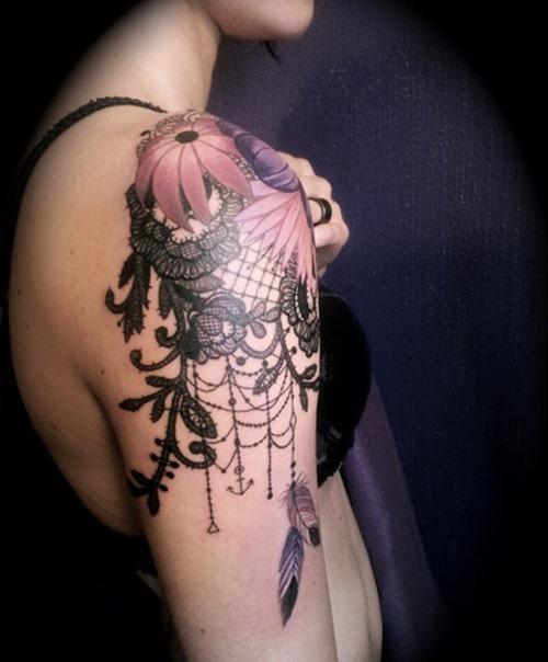 36 tatuajes para mujeres muy hermosos