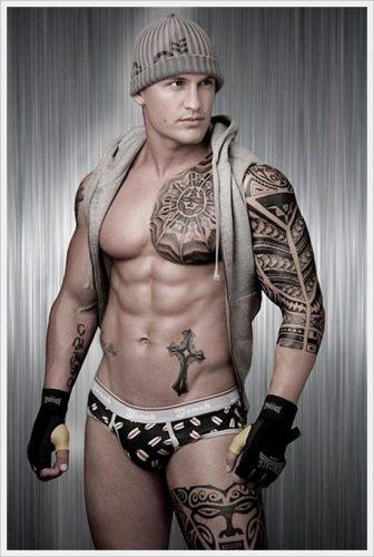 tatuajes tribales brazos 1