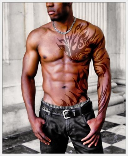 tatuajes tribales brazos 2