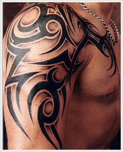 tatuajes tribales brazos 33