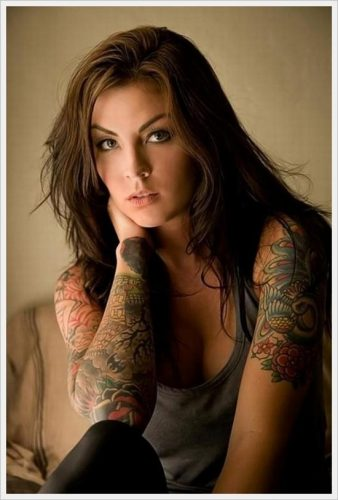 tatuajes tribales brazos 4