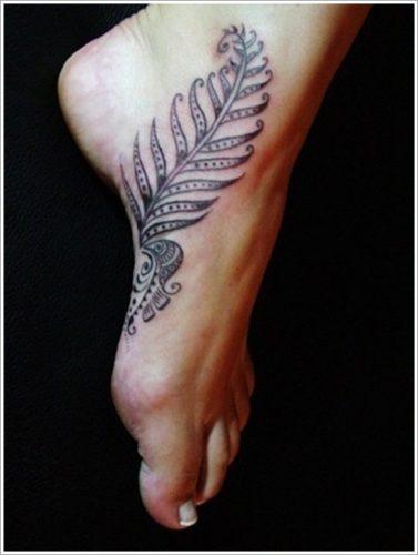 tatuajes de hojas10