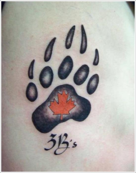 26 Hermosos Tatuajes De Hojas