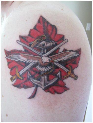 tatuajes de hojas6