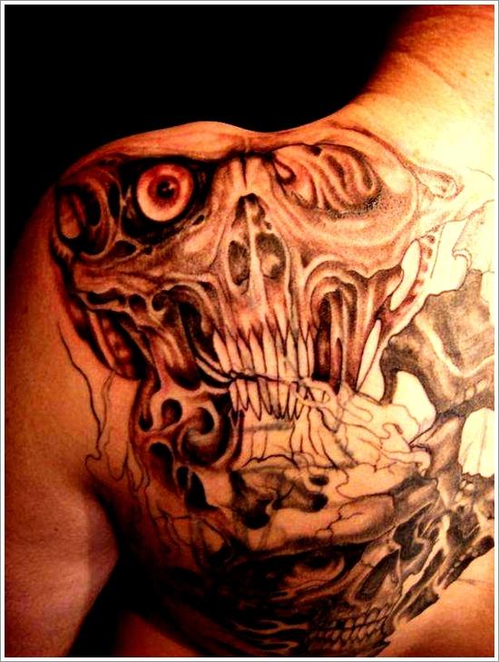 32 tatuajes para hombres rudos