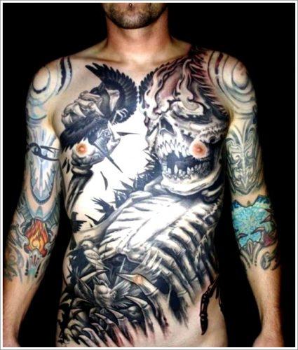 tatuajes para hombres rudos19