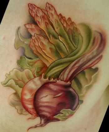 tatuajes comidas alimentos20