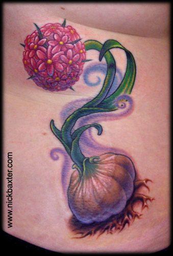 tatuajes comidas alimentos21