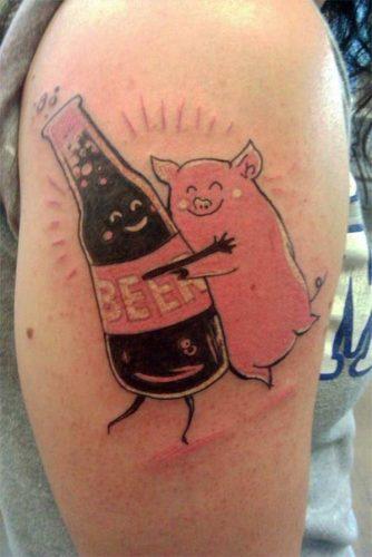 tatuajes comidas alimentos25