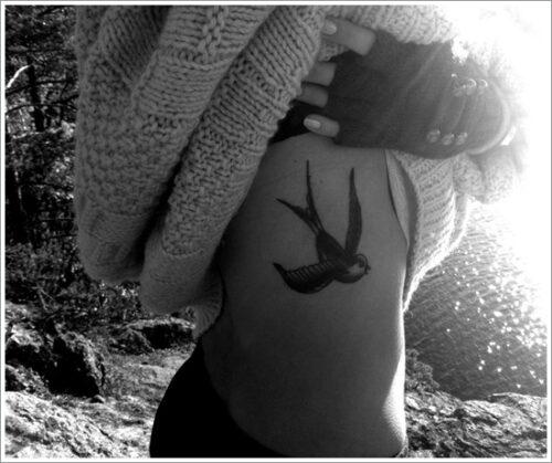 tatuajes de aves pajaros3