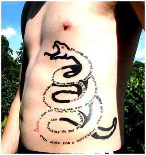 tatuajes de serpientes2