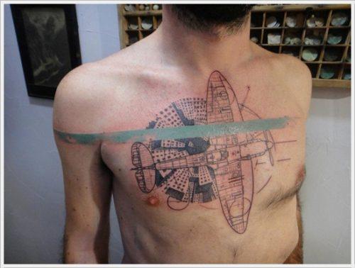tatuajes raros y originales17