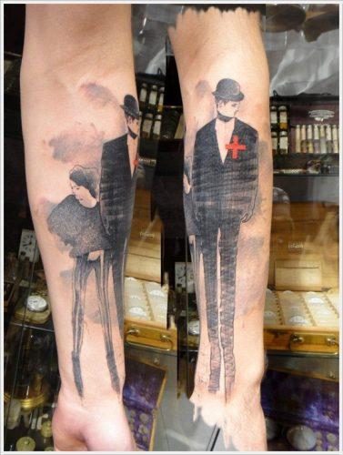 tatuajes raros y originales23