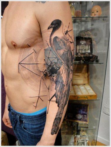 tatuajes raros y originales25