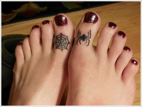 tatuajes de arañas18