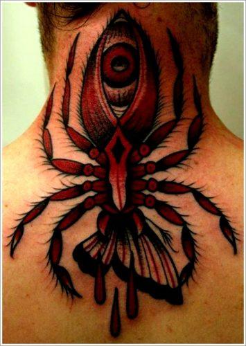 tatuajes de arañas20