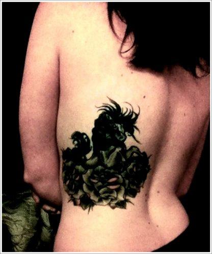 tatuajes de caballos16