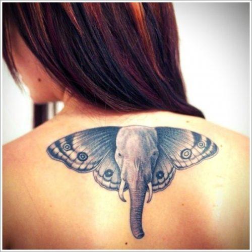 tatuajes de elefantes1