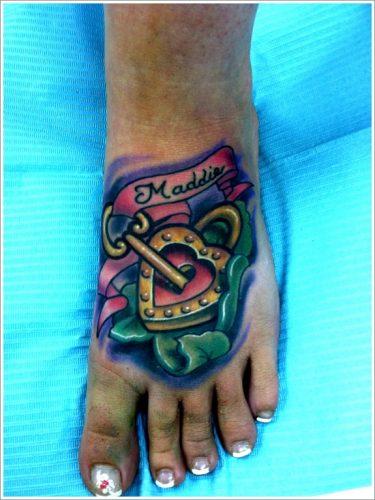 tatuajes de llaves y cerraduras28