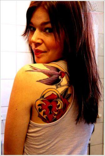 tatuajes de llaves y cerraduras4