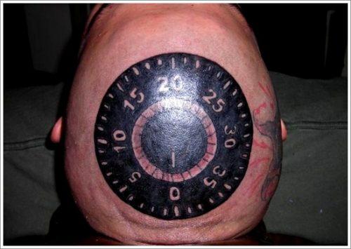 tatuajes de llaves y cerraduras9