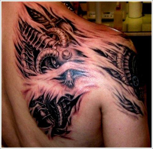 tatuajes piel rasgada desgarrada16