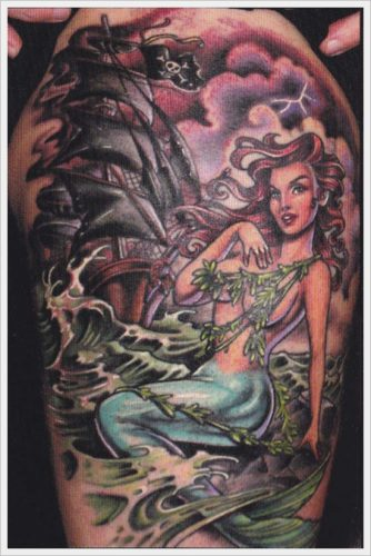 tatuajes de sirenas (19)