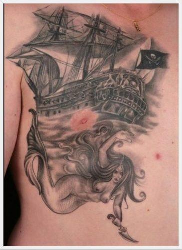 tatuajes de sirenas (23)