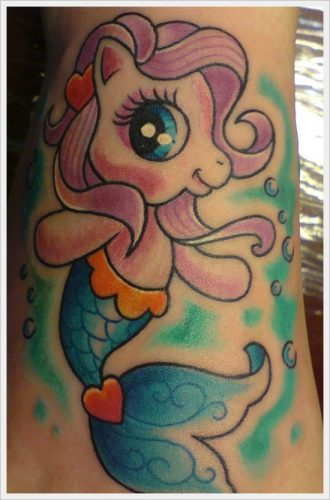 tatuajes de sirenas (28)