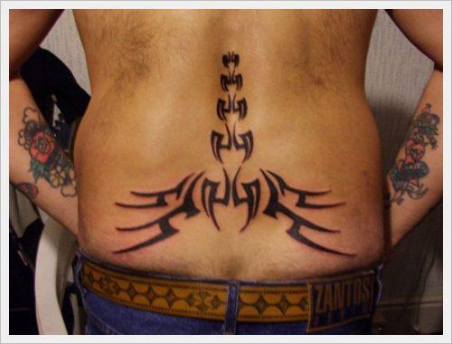 tatuajes para la parte baja de la espalda (15)