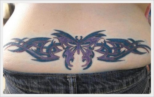 tatuajes para la parte baja de la espalda (2)