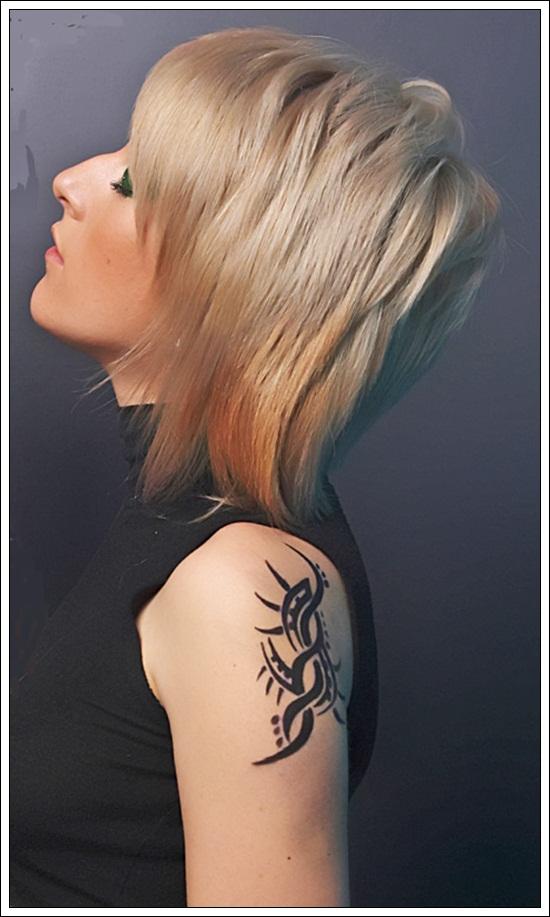 Tatuajes Tribales Brazo Mujer 33 tatuajes tribales para mujeres