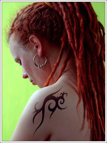 tatuajes tribales para mujeres3
