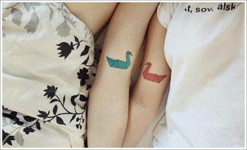 tatuajes de cisnes7