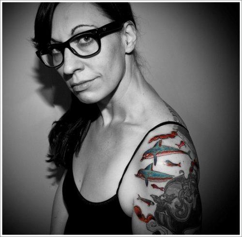 tatuajes de delfines diseños11