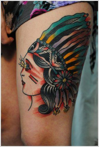 tatuajes de indios y aborigenes13