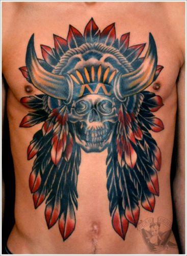 tatuajes de indios y aborigenes17