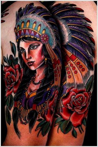 tatuajes de indios y aborigenes25