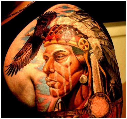 tatuajes de indios y aborigenes4
